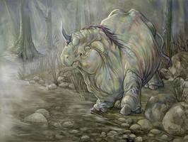 Bog Unicorn by ursulav