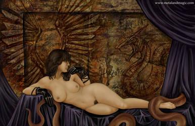 Angels of Babylon II by ursulav