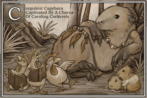 C Is For . . . by ursulav