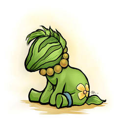 My Little Squash by ursulav