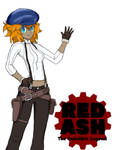 Red Ash: Call by AgileArtist