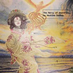 The Mercy of Amaterasu by HeshimaBlackStarArt