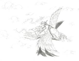 Zelda: Let Me Be Your Wings by JNRedmon