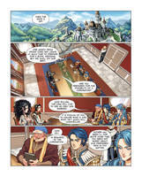 Chapter 3 Page 6 by teahousecomic