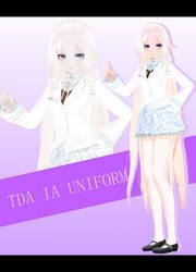 TDA IA Uniform :-: Model DL :-: by Ichigo-Crown
