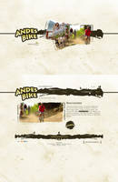 Andes Bike by rodrigollanca
