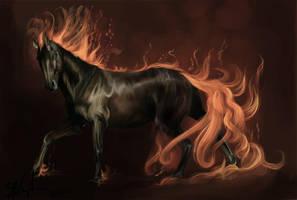 Flame by Syra-Syra