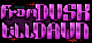 From Dusk till Dawn ANSI by roy-sac