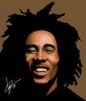 Bob Marley by Laanz