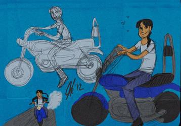 Eegee's Hondamatic by Shiezka