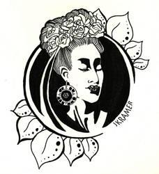Dama by Shiezka