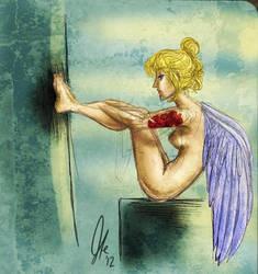 Mel's wings by Shiezka