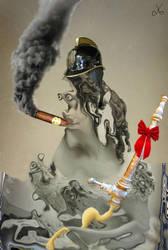 La belle pompiere by eyetime