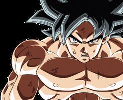 Migatte No Gokui - Goku (last minutes) by VictorMontecinos