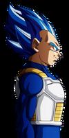 Dragon Ball Super - Vegeta New Form by VictorMontecinos