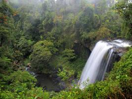 Zillie Falls by Aztil