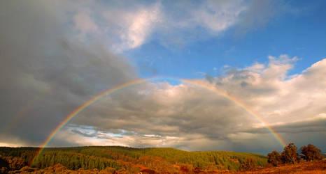 Rainbow I by Aztil