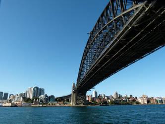 Sydney Harbour Bridge II by Aztil