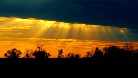 Sunrise by Aztil