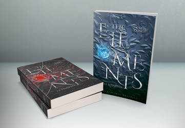 The Elements Saga - Wattpad Book Covers by SkaWhiteraven