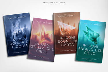 The Strobe Series - Wattpad Book Covers by SkaWhiteraven