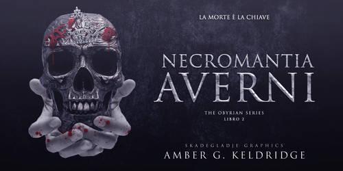 Necromantia Averni - Wattpad Banner by SkaWhiteraven