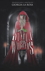 Sinful Whispers - Wattpad Book Cover by SkaWhiteraven