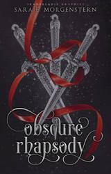 Obscure Rhapsody - Wattpad Book Cover by SkaWhiteraven