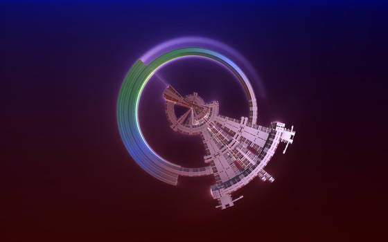 The Clockwork Universe by capn-damo