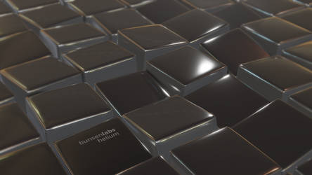 Bunsenlabs Helium Cubes dark by capn-damo