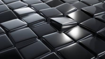 Black cubes by capn-damo