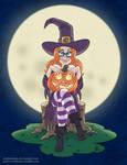 Halloween Jenn by StudioBueno