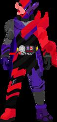 Kamen Rider Build NinjaDryer by TajadorCombo