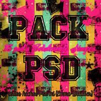 PACK DE MIS PSD NUEVOS by Emma-Belieber