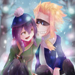 ToshiKari - Baby it's Cold Outside by Azurphore