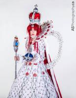 Esther Blanchett, Queen of Albion by fangirlasylum