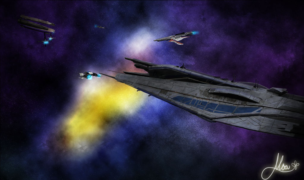 Infiltration spatiale [Adam Strange] Citadel_space_by_balingo_d7jbuxi-fullview