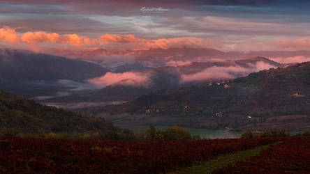 Istrian Autumn by r-maric