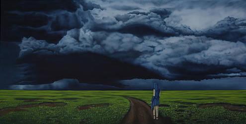 Ein Sturm Zieht Auf by Borgmeyer