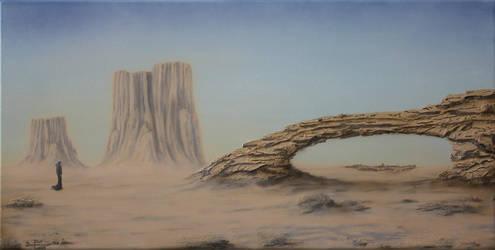 Einsamer Weg by Borgmeyer