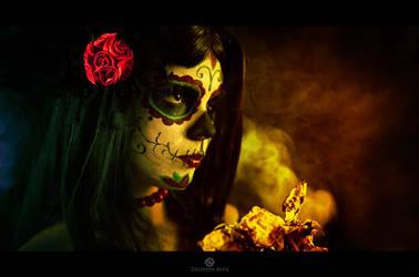Sugar Skull2 by Elisanth