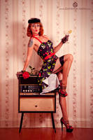 Pin-up 4 by Elisanth