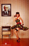 Lenin dance by Elisanth
