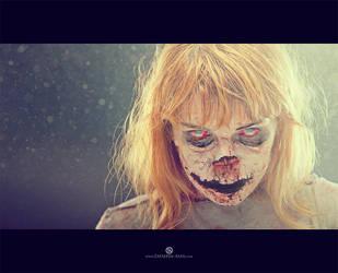 Zombie Walker is back by Elisanth
