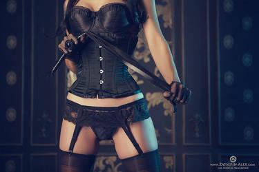 Black widow4 by Elisanth
