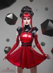 Dead Lotus Couture Red by Elisanth