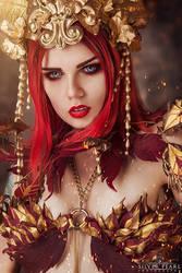 Phoenix by Elisanth