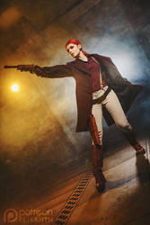 February Patron shoot - Firefly by Elisanth
