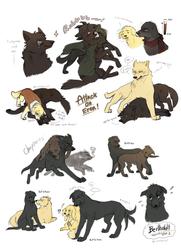 Attack on Titan Dogs Dump3 by Zencelot