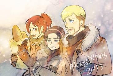Merry by Zencelot